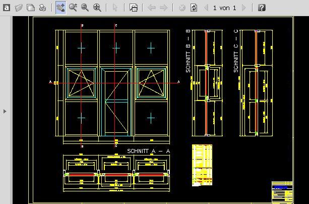 Syscad Syscad Autocad Applikation F 252 R Den Metallbau
