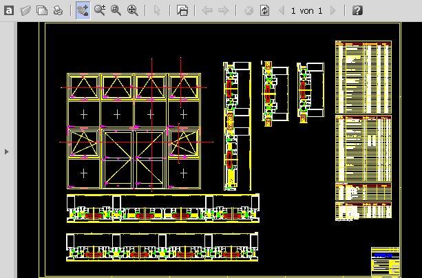 syscad syscad autocad applikation fr den metallbau metallbau cad mit system. Black Bedroom Furniture Sets. Home Design Ideas